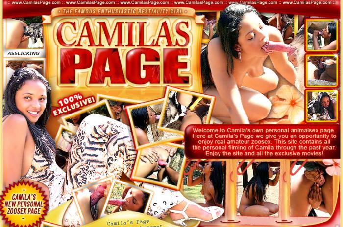 CamilasPage (839 MB 4 videos)