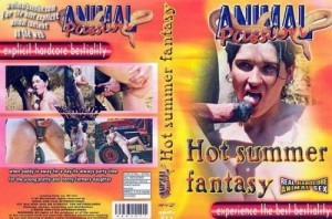 Animal Passion Hot Summer Fantasy