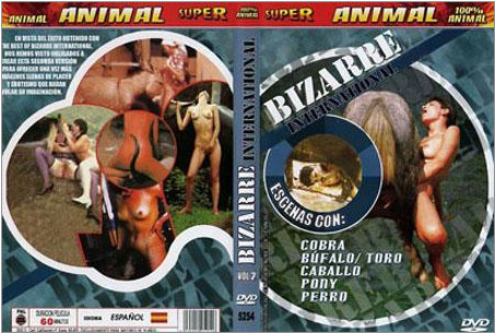 Bizarre International Vol.07 Super Animal