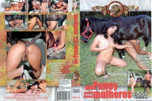 секс с конем. animal sex.