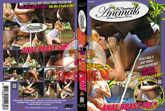THE CHRONICLES OF ANIMALS – ANAL BEAST CUM