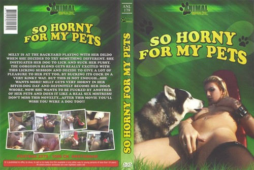 Animal Brazil – So Horny For My Pets
