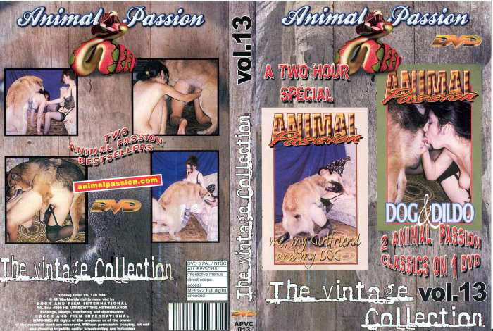 Animal Passion – The Vintage Collection Vol.13 poster