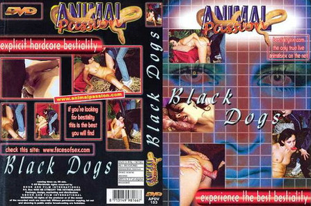Animal Passion – Big Black Dog Pleasure