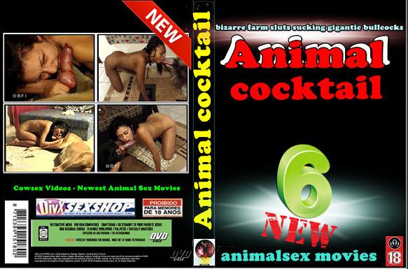 Animal cocktail 6
