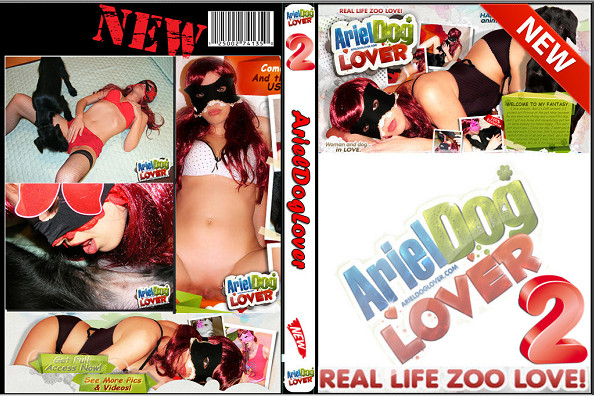 Ariel Dog Lover 2