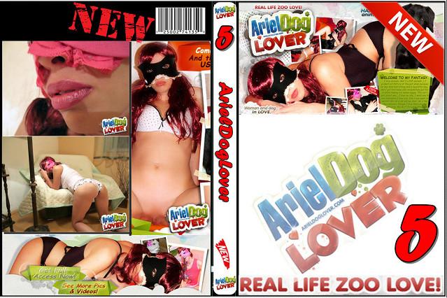 Ariel Dog Lover 5