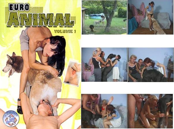Euro Animal Vol.01 poster