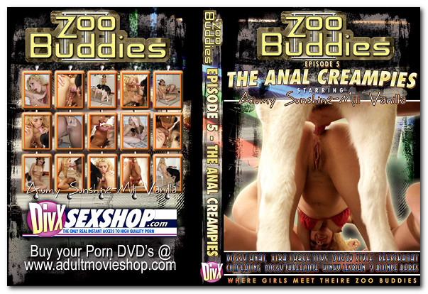 ZooBuddies 5 – The Anal Creampies