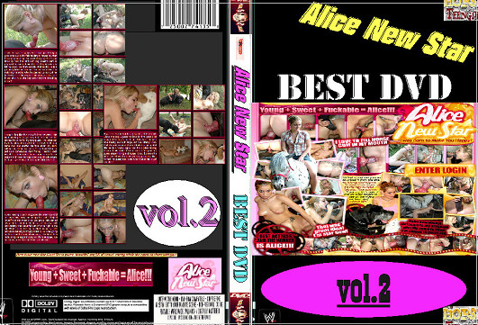 Alice New Star Best DVD Vol 2