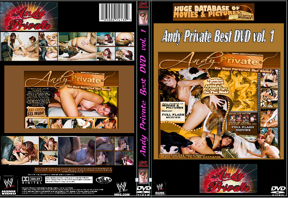 Andy Private Best DVD Vol.1