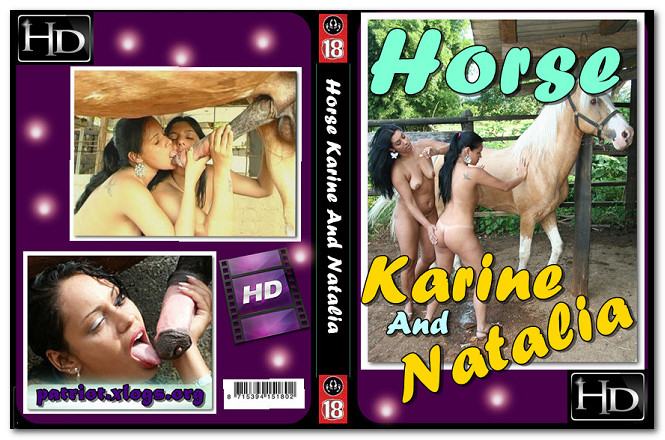Horse Karine And Natalia