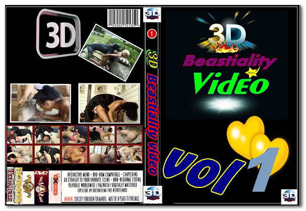 3D Bestiality Video – 1