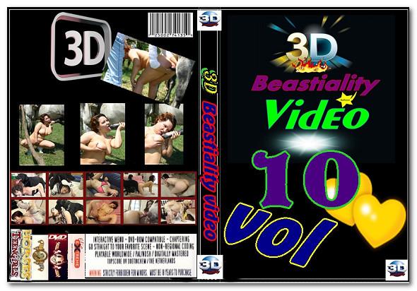 3D Bestiality Video – 10