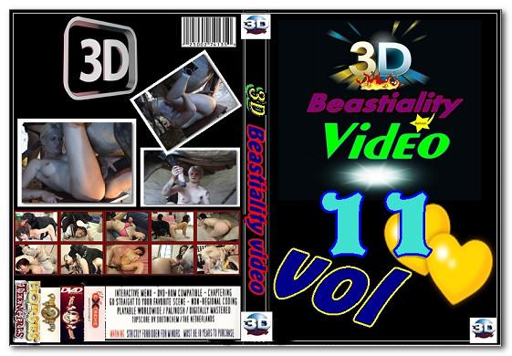 3D Bestiality Video – 11