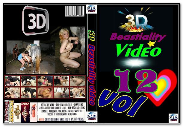3D Bestiality Video – 12