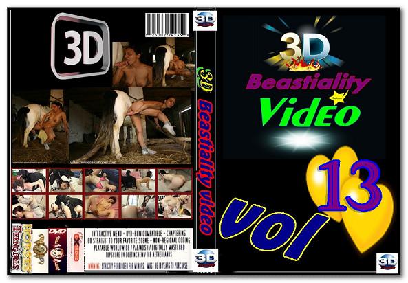 3D Bestiality Video – 13