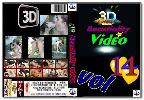 3D Bestiality Video – 14