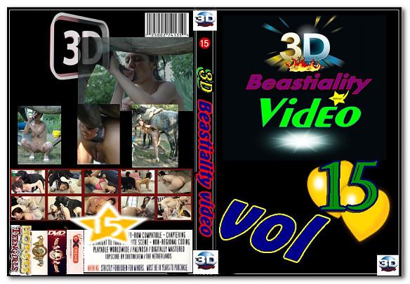 3D Bestiality Video – 15