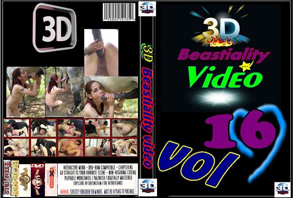 3D Bestiality Video – 16