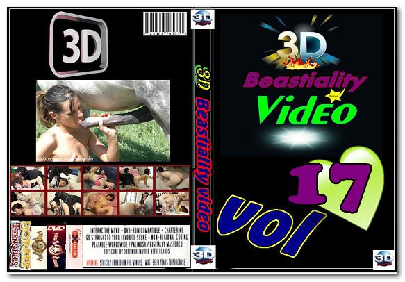 3D Bestiality Video – 17