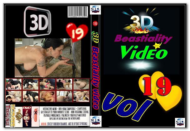 3D Bestiality Video – 19