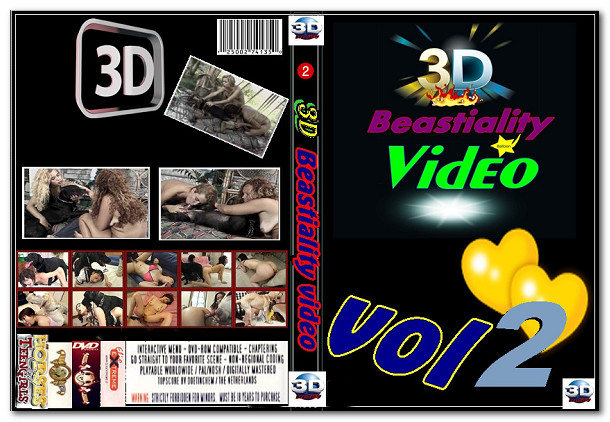 3D Bestiality Video – 2