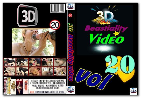 3D Bestiality Video – 20