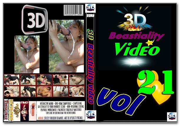3D Bestiality Video – 21