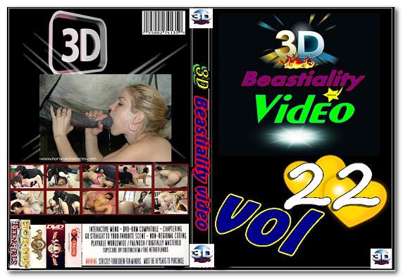 3D Bestiality Video – 22