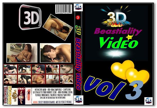 3D Bestiality Video – 3
