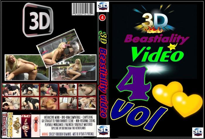 3D Bestiality Video – 4