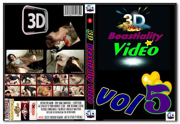 3D Bestiality Video – 5