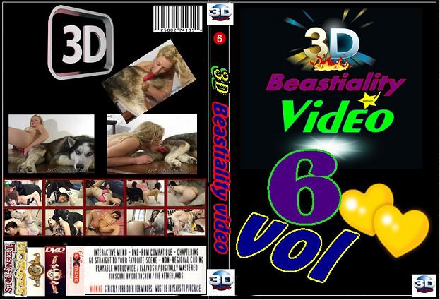 3D Bestiality Video – 6