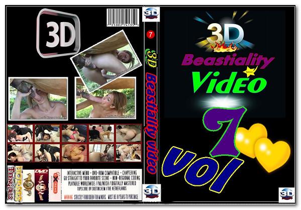 3D Bestiality Video – 7