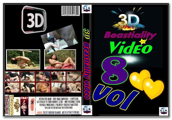 3D Bestiality Video – 8