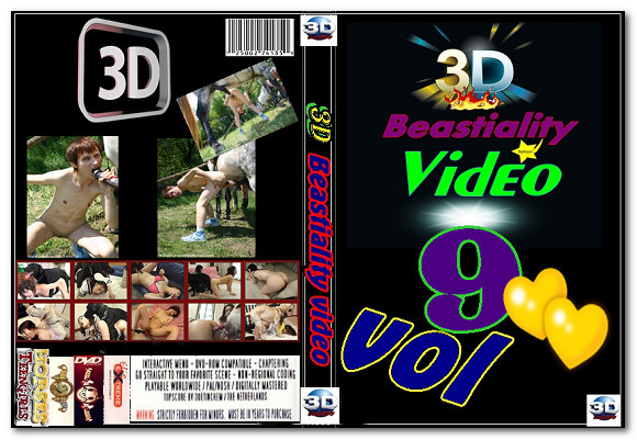 3D Bestiality Video – 9