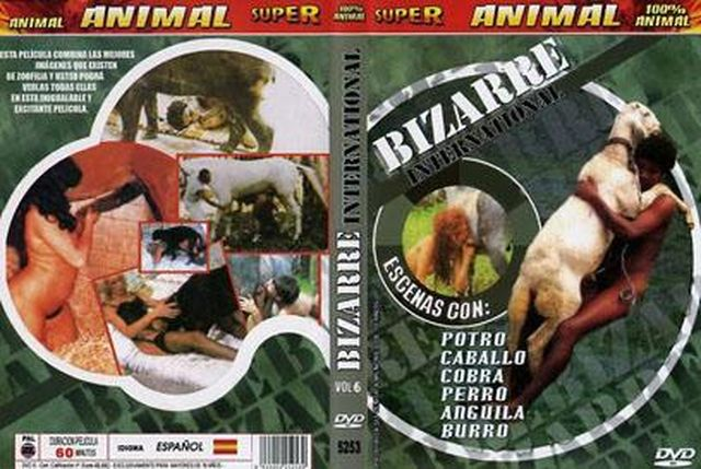 Super Animal – Bizarre International Vol.6