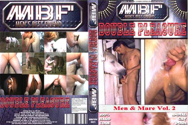 MBF - Double Pleasure - Men and Mare Vol.2 poster