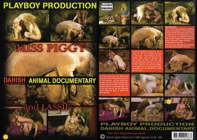 Miss Piggy and Lassie