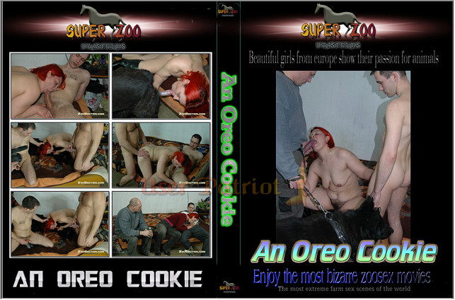 Super Zoo – An Oreo Cookie