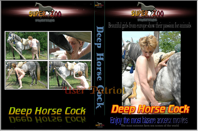 Super Zoo – Deep Horse Cock