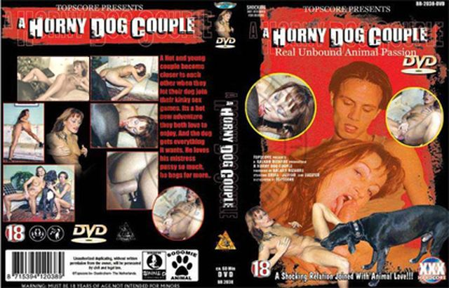 Topscore presents – A Horny Dog Couple