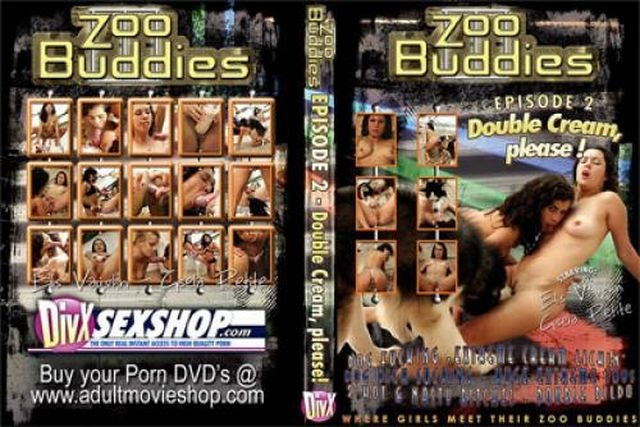 Zoo Buddies – Dubble Cream Please