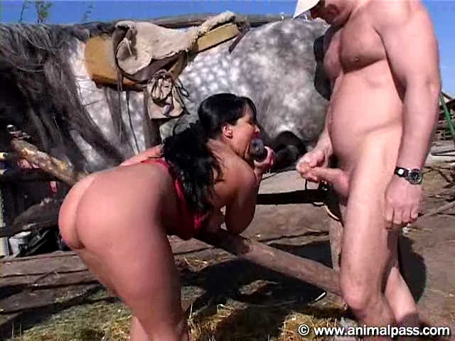 Animallpass – Women Horse Man