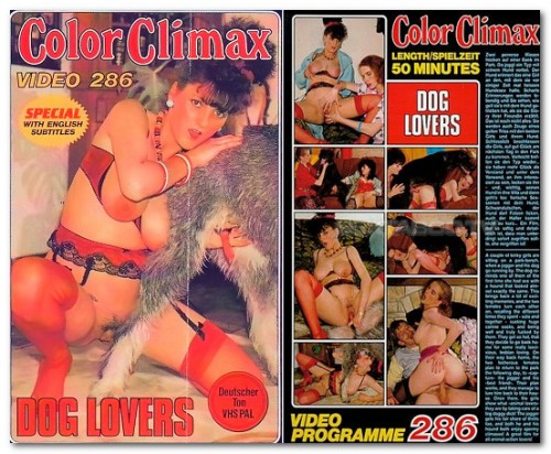 Color Climax – Dog lovers 286