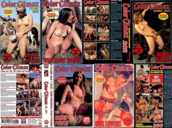 Color Climax – Hot Dog 1-9 Films