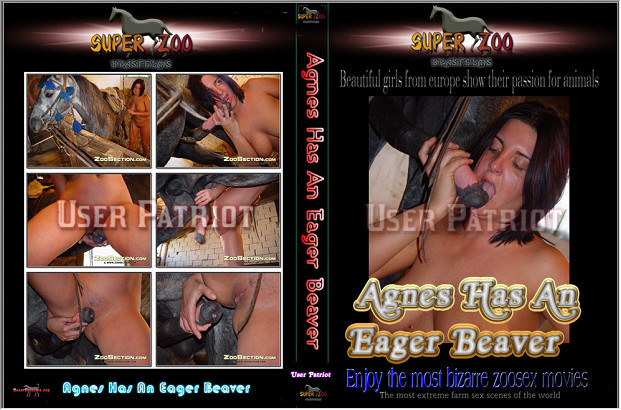 Super Zoo – Agnes Has An Eager Beaver
