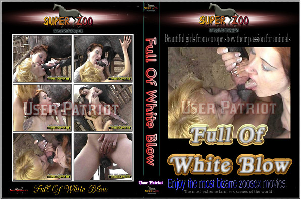 Super Zoo Full Of White Blow Cloudy Girl Pics