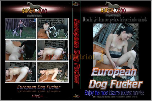 Super Zoo – European Dog Fucker